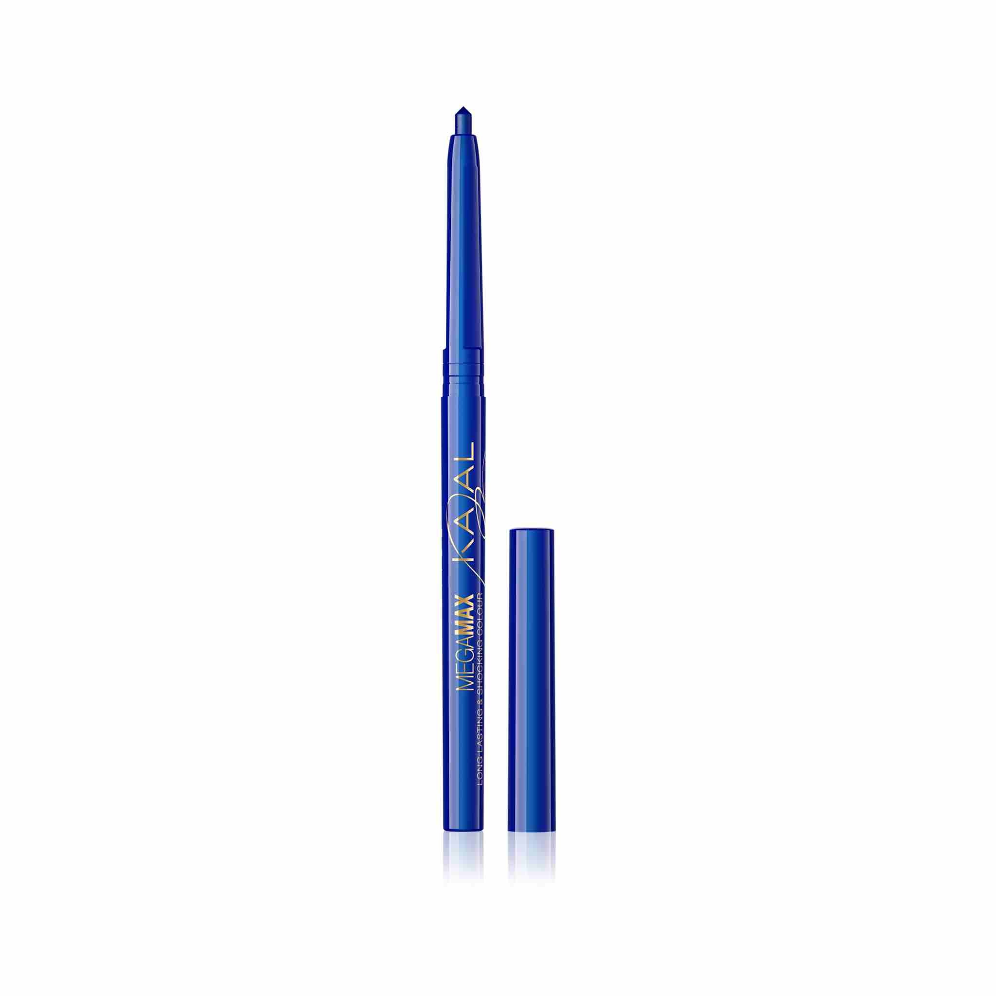 Kajal Mega Max Long Lasting Retractable Eyeliner Pencil