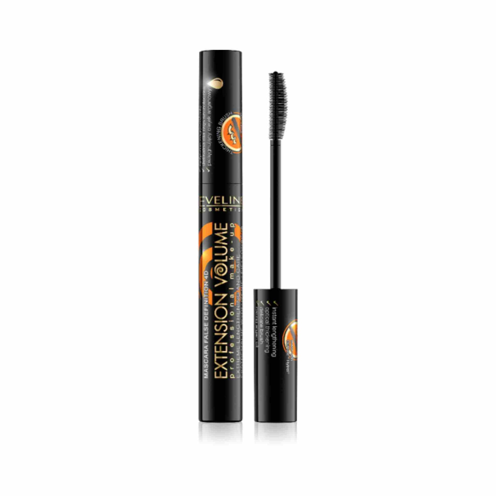 Extension Volume 4D Extreme Lengthening and Care Mascara