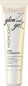 Glow and Go! Highlight Face Illuminator - Golden Glow eveline-cosmetics.myshopify.com