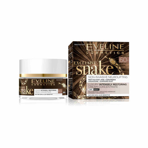 Exclusive Snake Neurolifting Luxury Restoring Day and Night Cream 60+