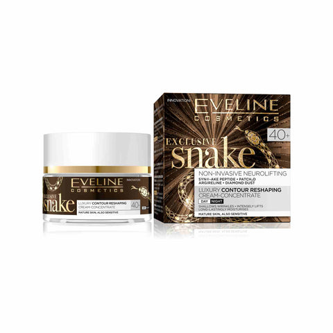 Exclusive Snake Neurolifting Luxury Contour Reshaping Face Cream 40+