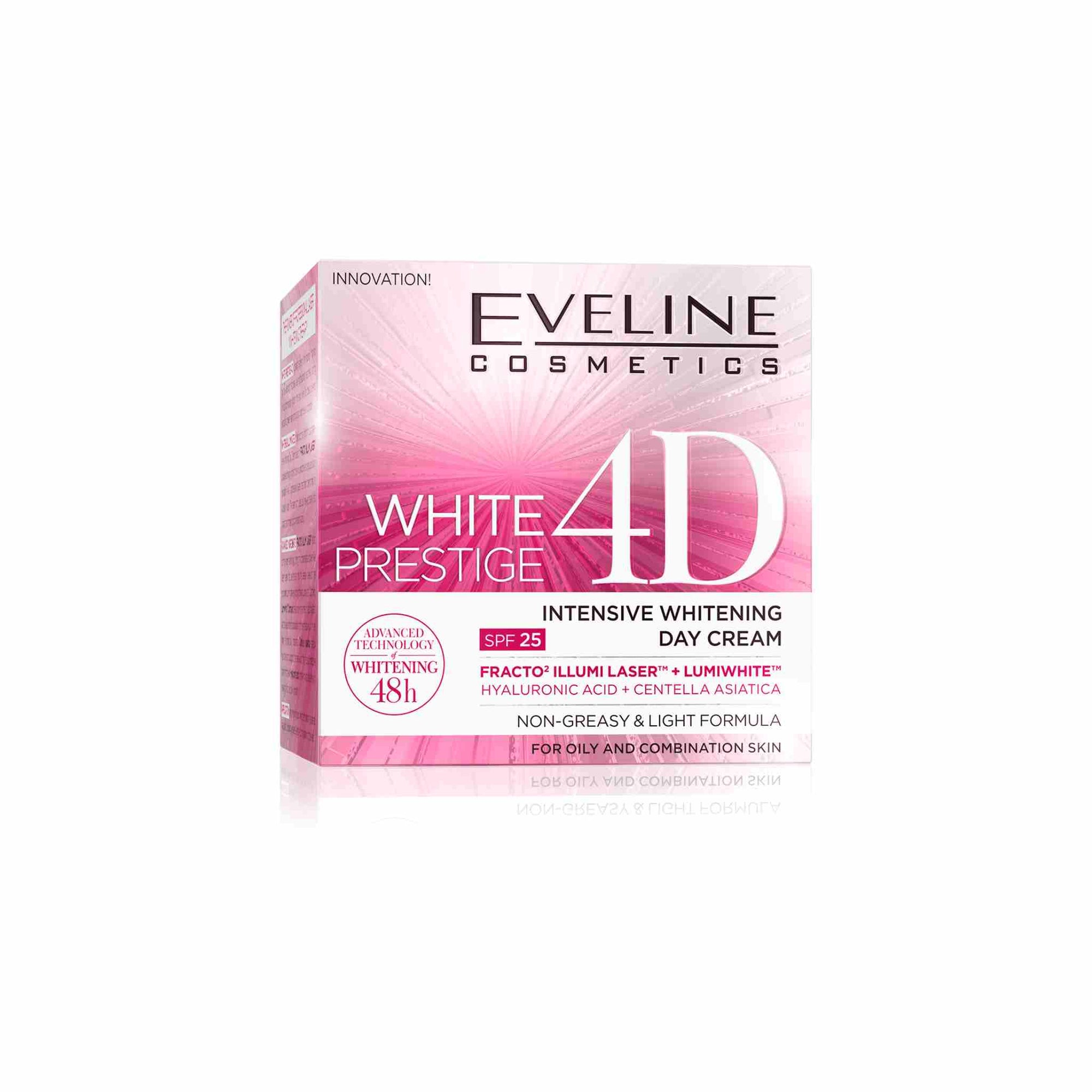 White Prestige 4D Whitening Day Cream