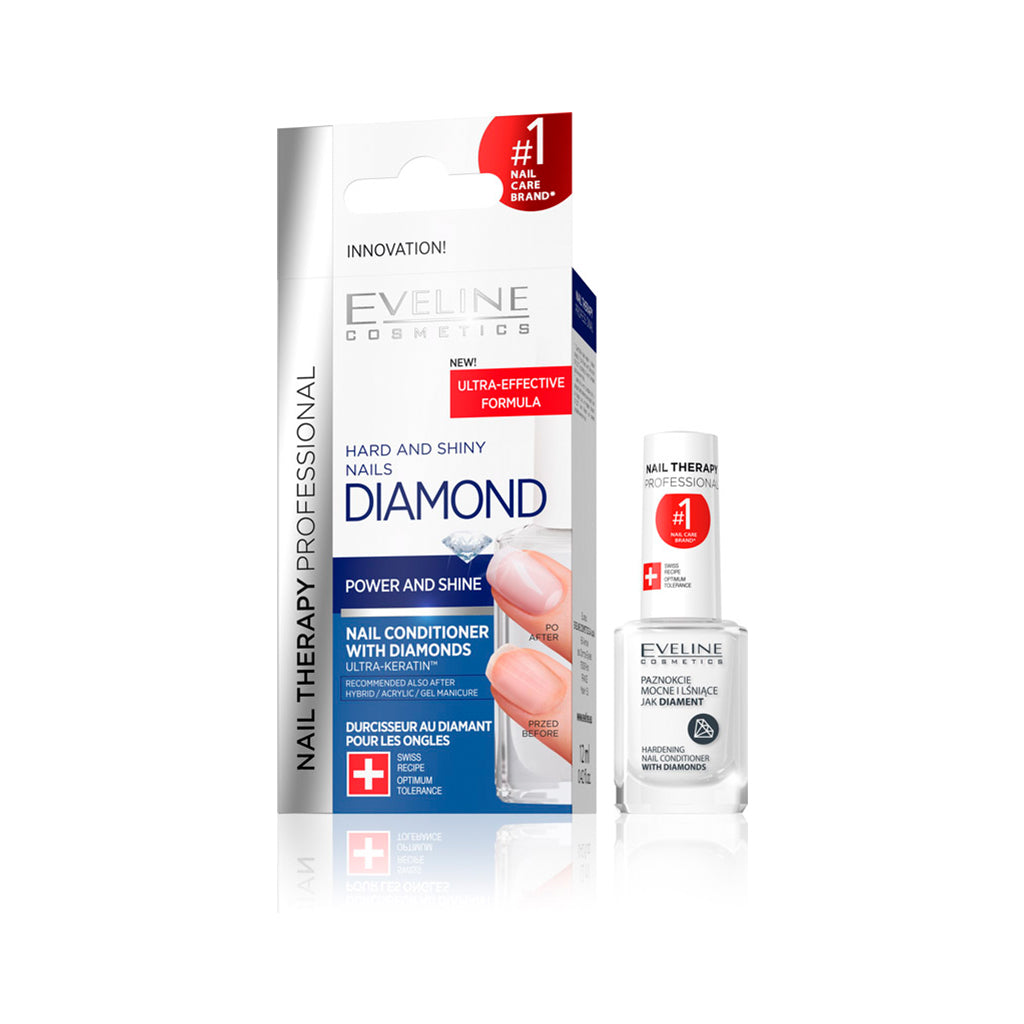 Diamond Hard and Shiny Nail Conditioner (12 ml)