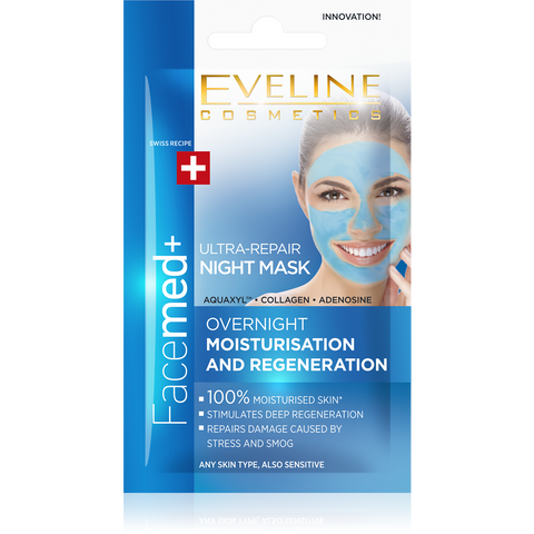 FaceMed+ Ultra-Repair Night Mask