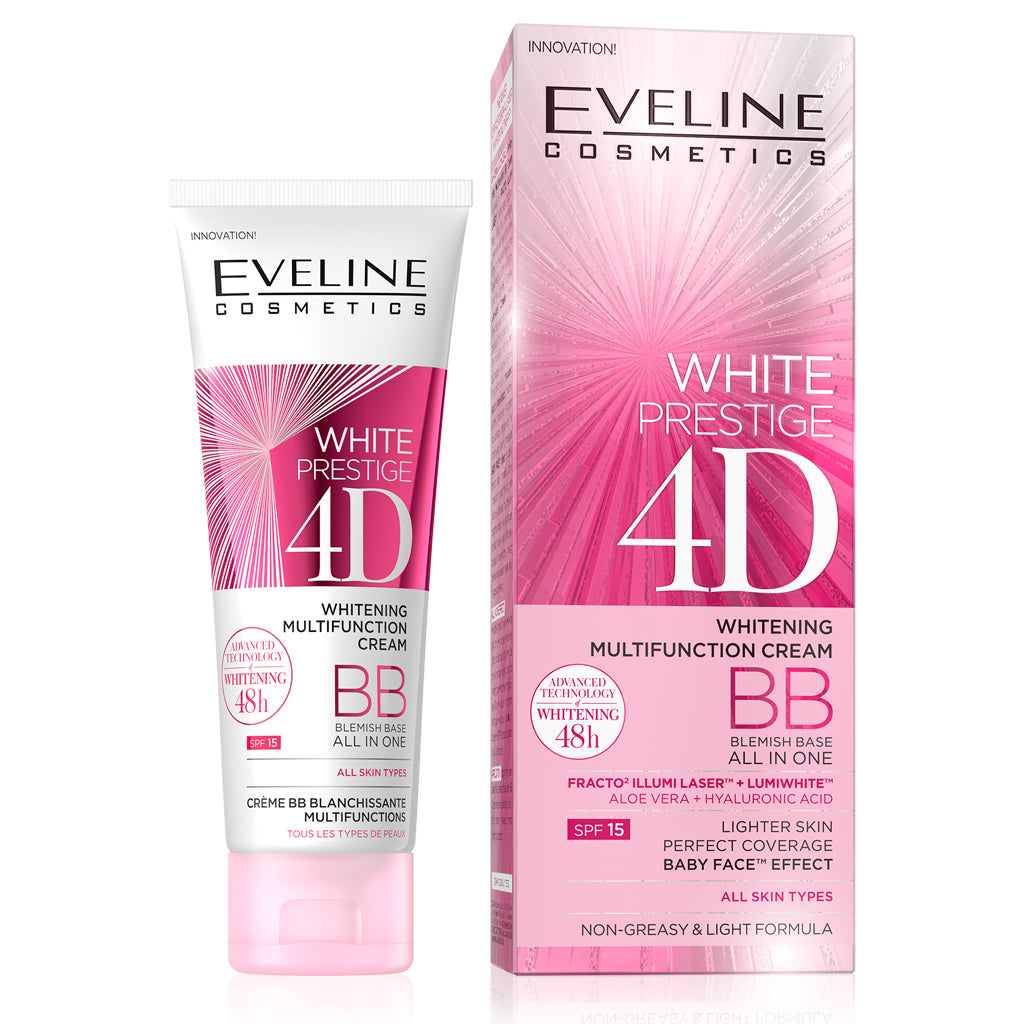 Whitening Multifunction All in One BB Cream (50 ml)