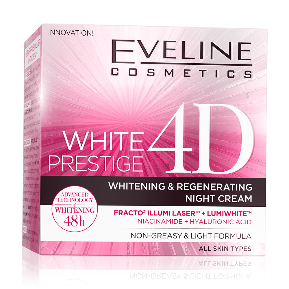 Whitening and Regenerating Night Cream (50 ml)