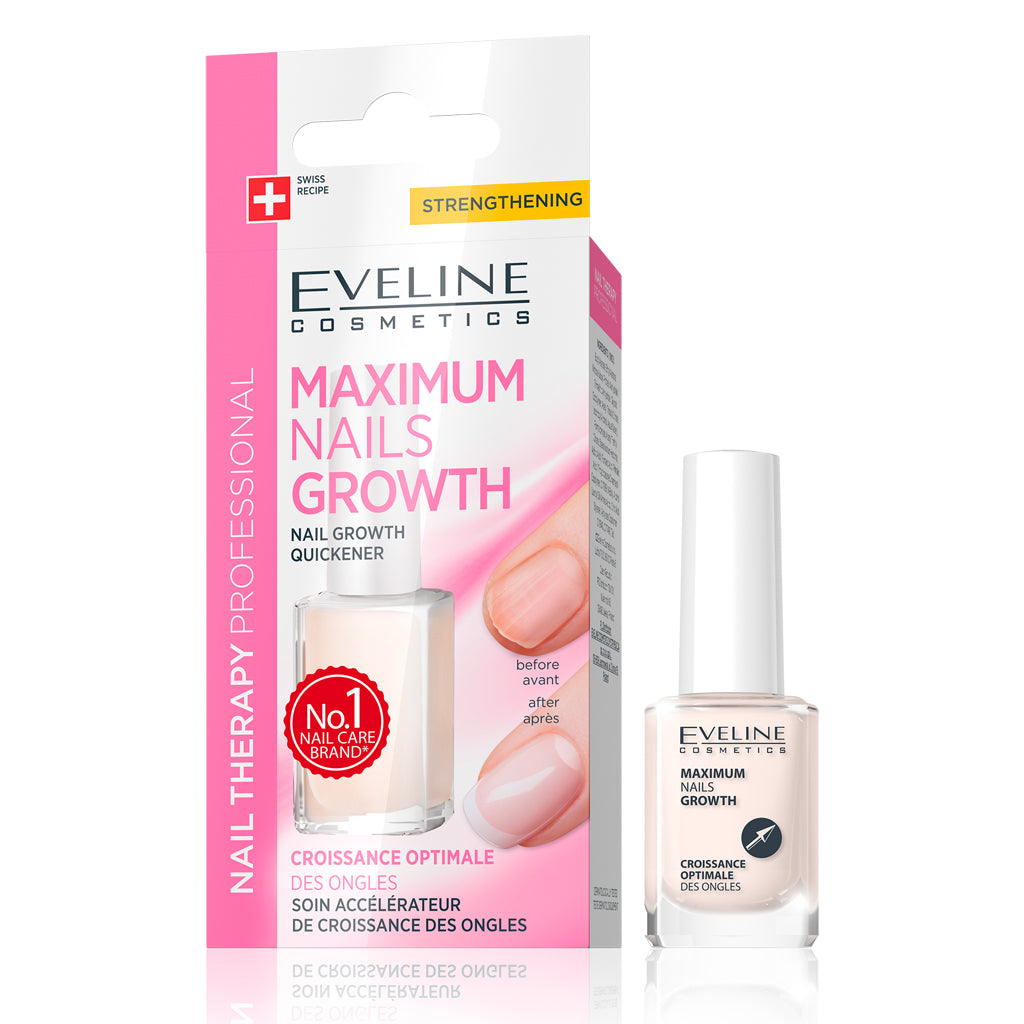 Maximum Nail Growth Quickener (12 ml)
