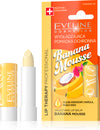 Smoothing Lip Balm Banana Mousse eveline-cosmetics.myshopify.com