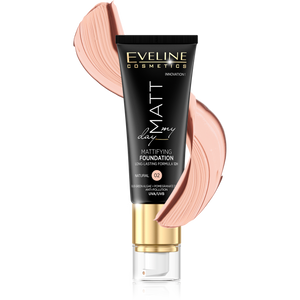 Matt My Day Mattifying Foundation - eveline-cosmetics