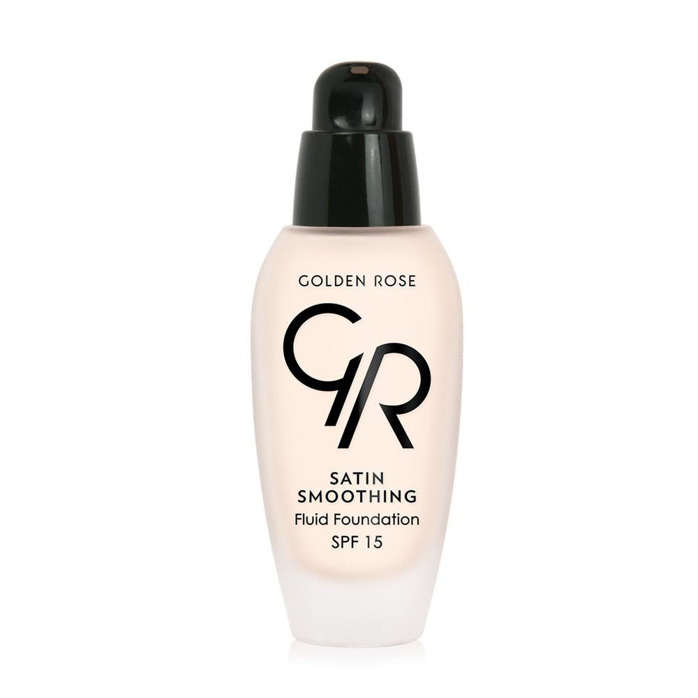 Golden Rose Satin Smoothing Fluid Foundation