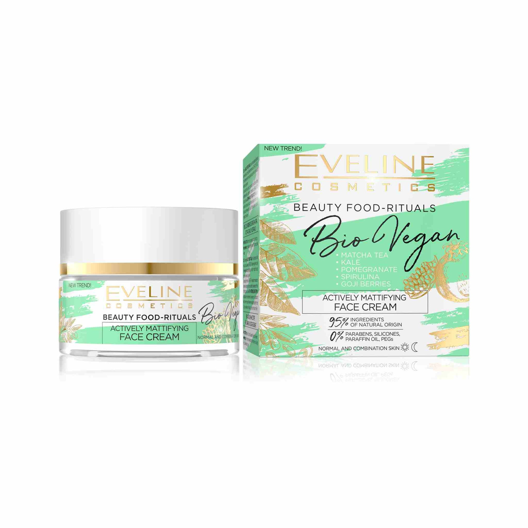 Bio Vegan Actively Mattifying Face Cream