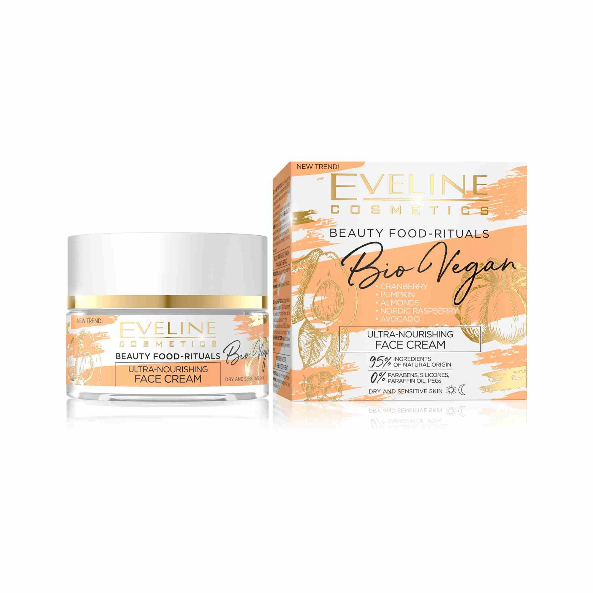 Bio Vegan Ultra-Nourishing Face Cream