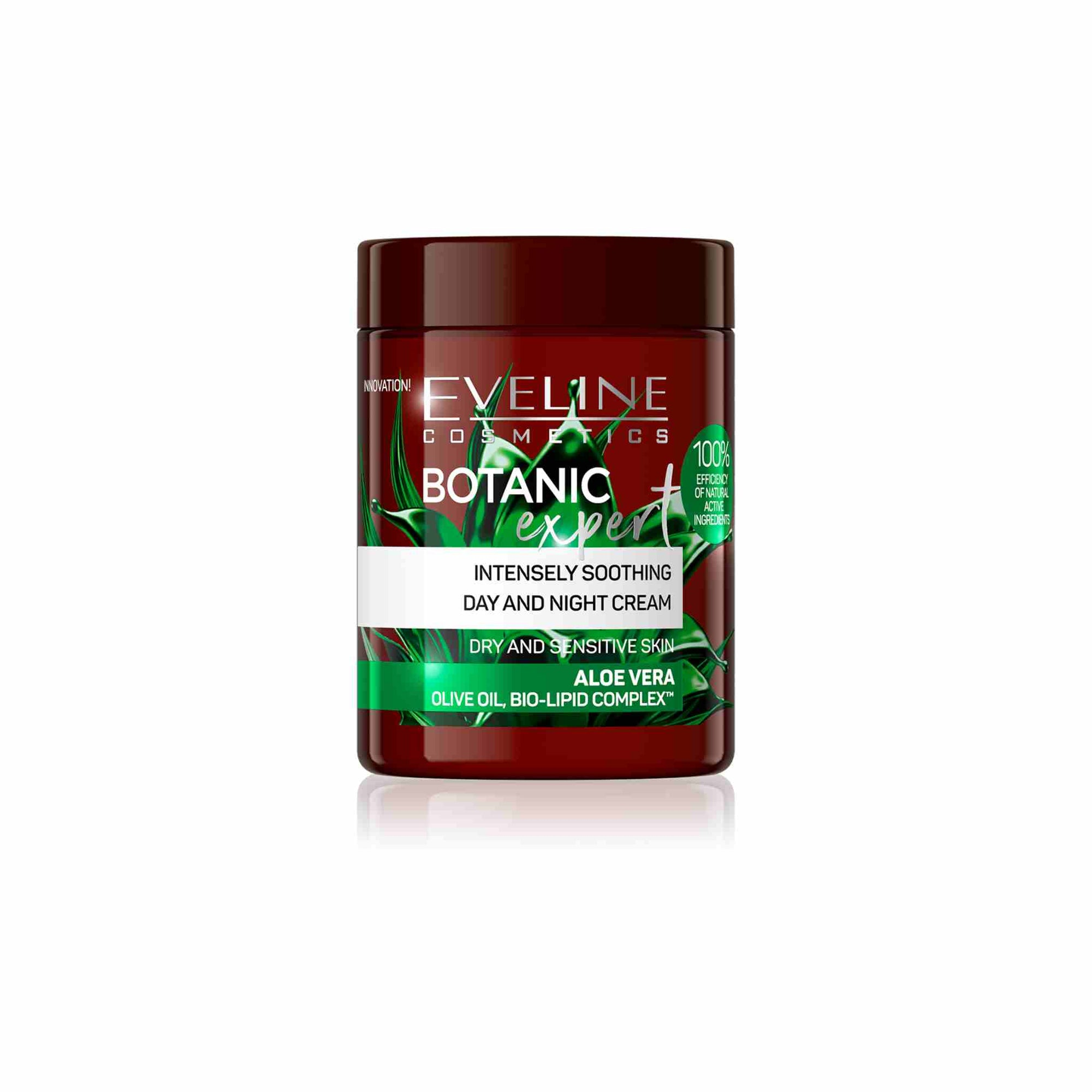 Botanic Expert  Intensely Soothing Aloe Vera Face Cream (100 ml)