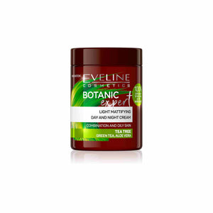 Botanic Expert Tea Tree Light Mattifying Cream
