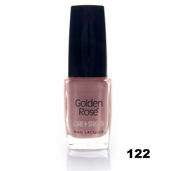 Care+Strong Nail Lacquer (Nude Colors)