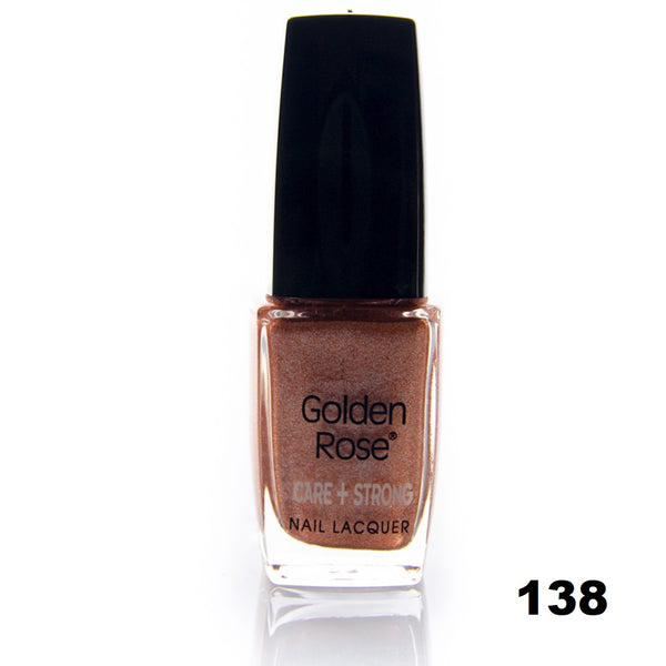 Care+Strong Nail Lacquer (Spring Colors)