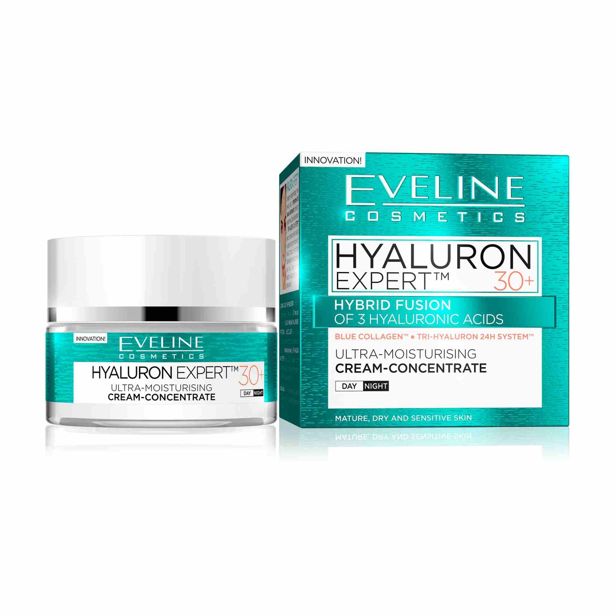 Hyalauron Expert Ultra-Moisturizing Face Cream 30+
