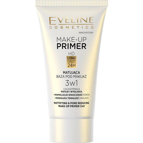 Mattifying and Pore Reducing Make Up Primer