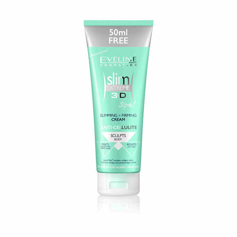 SLIM EXTREME 3D Anti-Cellulite Slimming & Firming Cream