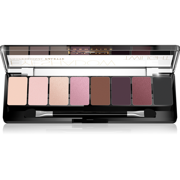 Professional Eyeshadow Palette - Twilight eveline-cosmetics.myshopify.com