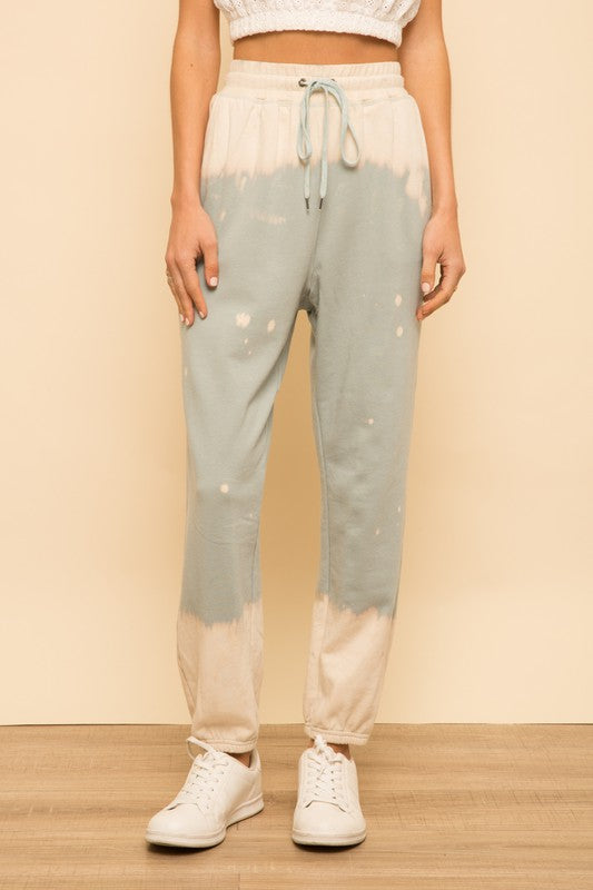 SAGE WASHED SET (pants)