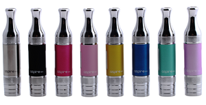 Aspire ET S bvc Clearomizer.