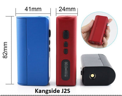 J2S 80W YIHI Chip Temp Control Mod by Kangside