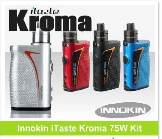Innokin iTaste Kroma TC 75Watt Kit