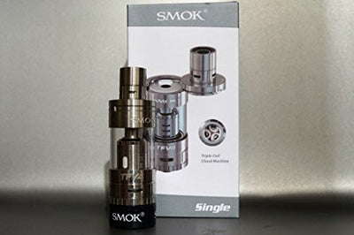Smok TFV4 Atomizer Single Kit at Lakeshore Vapors