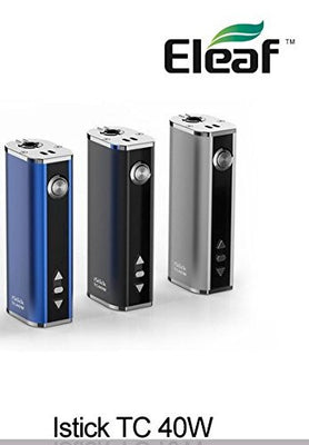 eLeaf iStick Temp Control 40W Kit at Lakeshore Vapors