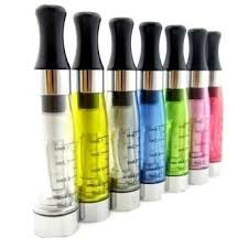 808 clearomizer the lights up