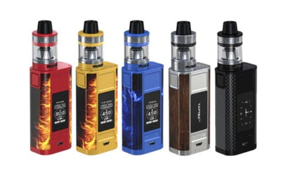 Joyetech Cuboid Tap + proCore Aries Kit - Red