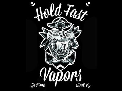 Hold Fast Premium E liquid 15ml