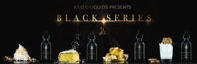 Kilo Premium E liquid - Black Series 60ml