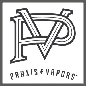 Praxis and Potions Vapor Premium E liquid 30ml