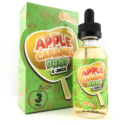 Apple Caramel Drop 60ml  By Ruthless