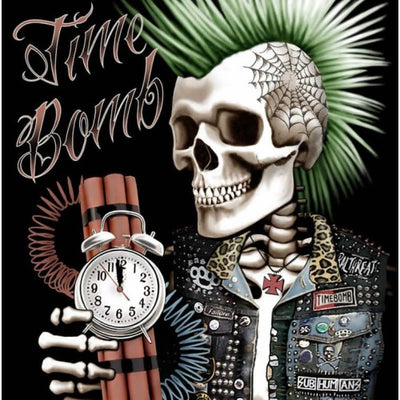 Time Bomb Premium Eliquid