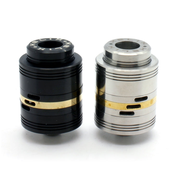 Tobeco Helix Stainless Steel Rebuilable Dripping Atomizer