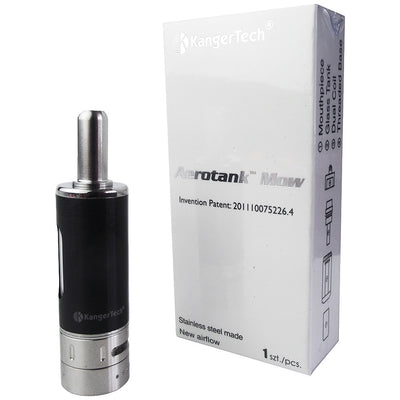 Kangertech AeroTank Mow Clearomizer/Tank on Sale at Lakeshore Vapors in Muskegon, Michigan