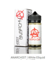 Anarchist Eliquid 100ml White