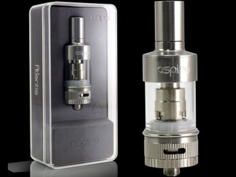 Aspire Atlantis Sub Ohm Tank Set at Lakeshore Vapors