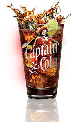 Captain and Coke Flavor