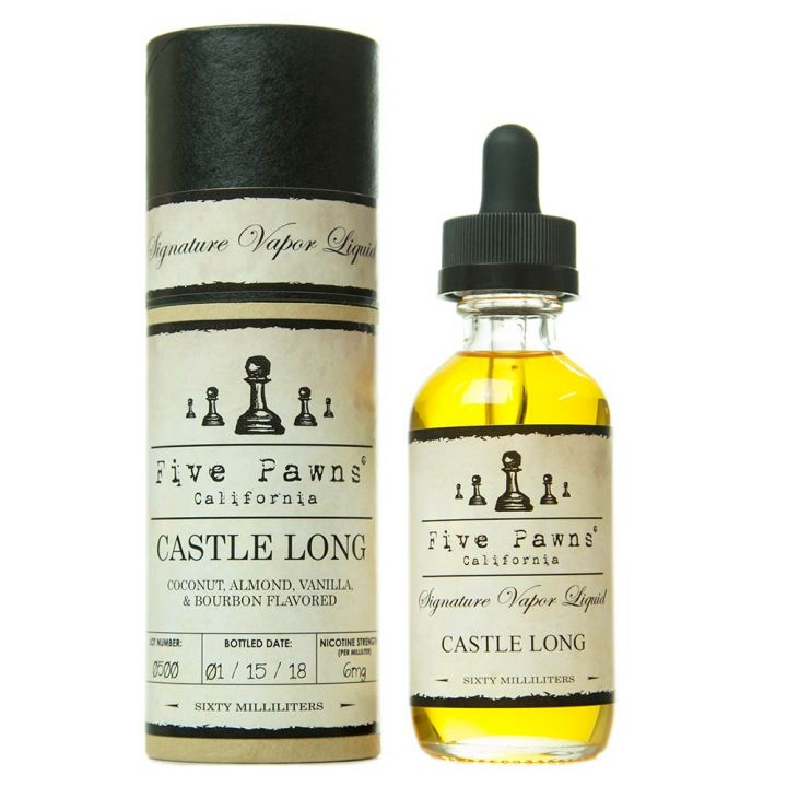 Castle Long Reserve 30ml