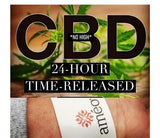 Ameo Entune CBD 24hour release Patch
