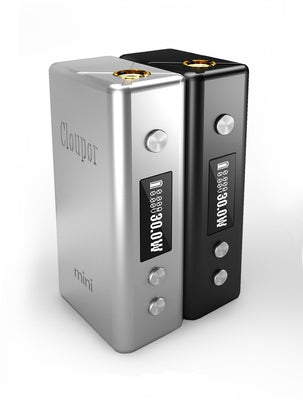 Cloupor Mini 30 watt mod in Black
