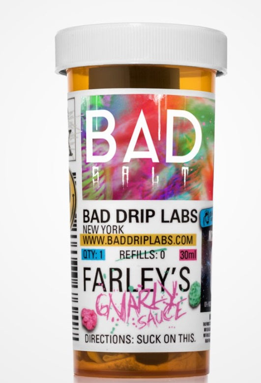 Bad Drip Salts All Flavors