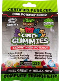 CBD Hemp Bomb Gummies