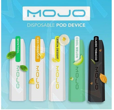 Mojo Disposable Pod Kit