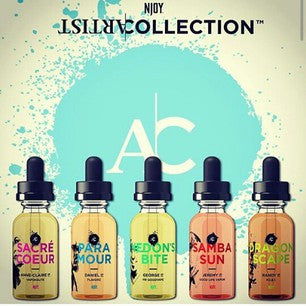 NJoy Artist Collection 30ml