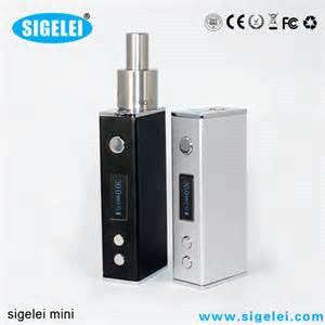 Sigelei Mini Mod 30Watt - Vape it, Love it.